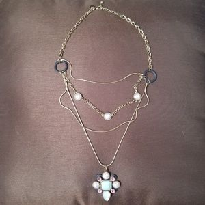 Jewelry - Charm multi-layer necklace
